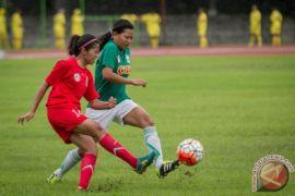 Pelatnas sepak bola putri Asian Games di Palembang