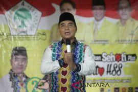 Achmad Fikry janjikan kelestarian alam Loksado