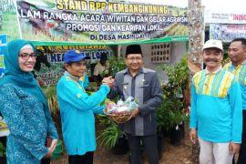 Tujuh BPP Tabalong meriahkan pameran agribisnis