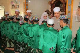 Polres Banjarbaru Gelar Doa Bersama  Anak Yatim
