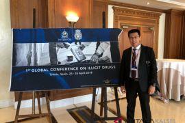 Dir Resnarkoba ikuti konferensi internasional di Spanyol