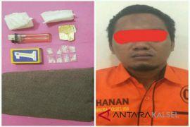 Inmate Hides Eight Sabu-Sabu Packages