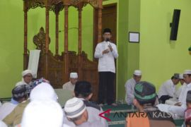 Wabup Dukungan dan Doa Masyarakat Batola