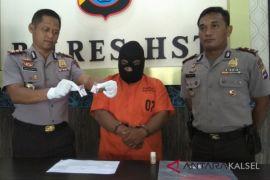 Bawa Sabu-Sabu Warga Aluan Terancam Hukuman 20 Tahun