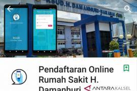 RSHD Barabai buka layanan online