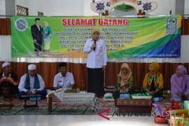 Santri Kecamatan Mekarsari khataman  Al-Qur'an
