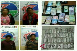 Police arrest Zenith dealers earn Rp65, 5 million a day