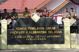 KPUD Kalsel baru didatangi enam bacalon DPD