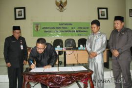 Pansus I DPRD HST Soroti Masalah Kearsipan Daerah