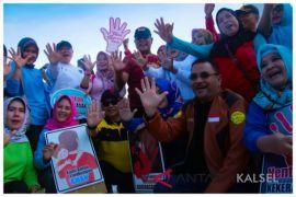 Gubernur kampanye hentikan kekerasan perempuan dan anak
