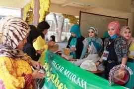 Pasar murah Banjarbaru diserbu masyarakat