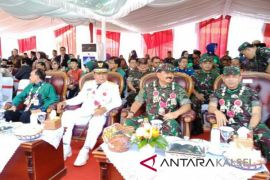 TNI Commander launches TMKK in HSU