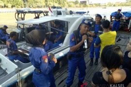 KP Pinsatra Ditpolairud dukung destinasi wisata seribu sungai