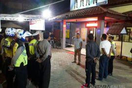 Polisi Tilang Sembilan