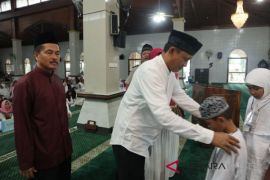 Wakil Bupati Kotabaru buka pesantren Ramadhan