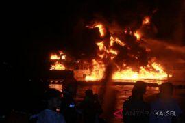 Kapolda: Pastikan dulu jumlah korban kapal terbakar di Depot Pertamina