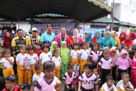 Tanah Laut awarded Child Friendly District