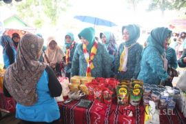 PKK Kalsel Safari Ramadhan ke Tambang Ulang