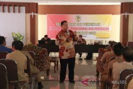 KPK monitoring Pemkab HST