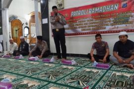Polsek Tapin Selatan Laksanakan Patroli Ramadhan