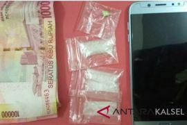 Giat Polres HSS amankan pengedar narkoba