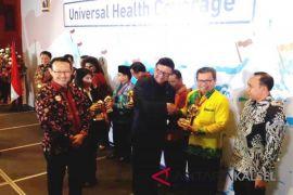 Video - Balangan raih UHC Award 2018 dari Presiden Republik Indonesia
