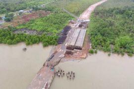 PURP ekspose lanjutan pembangunan jembatan pulaulaut