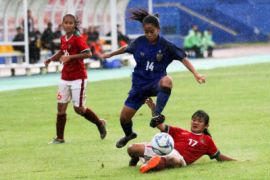 AFF-U16 Thailand Kalahkan Indonesia