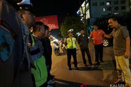 40 sepeda motor balap liar terjaring razia selama Ramadhan