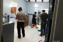 Polisi selidiki kasus pencurian di rumah kosong