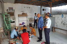 42 narapidana bebas di hari Lebaran