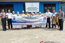 Bharaduta D'Pandiga Nusantara Polres HST bantu anak yatim