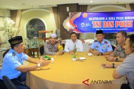 TNI dan Polri di Banjarbaru kian kompak