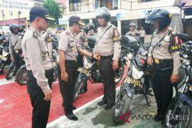 Polres HSU bantu pengamanan TPS di Tabalong