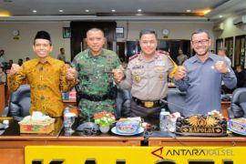 TNI dan Polri di Kalsel solid amankan Pilkada