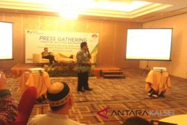 Press Gathering BPJS Ketenagakerjaan se-Kalimantan