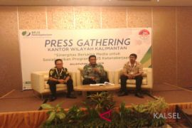 BPJS Ketenagakerjaan Kanwil Kalimantan gelar press gathering