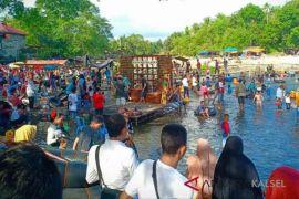 Pengunjung wisata di HST rata-rata 500 orang perhari