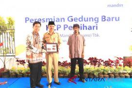 Sekdakab hadiri peresmian kantor baru Bank Mandiri