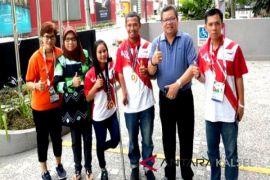 Pemkab Balangan bangga dengan  prestasi Nur Aimah