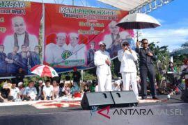 Video - Buya Ridha janjikan wujudkan masyarakat HSS mandiri, unggul dan religius