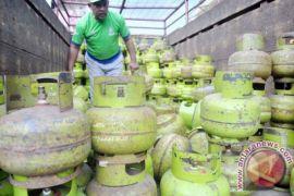 Gas subsidi kosong, warga mengeluh