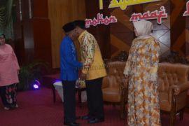 Bupati silaturrahmi dengan Gubernur