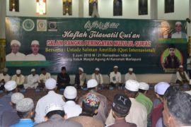Sambut Nuzulul Qur'an Bersama Masyarakat