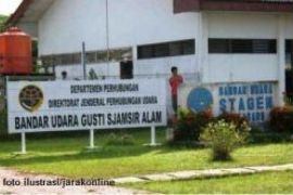 Gusti Syamsir Alam Airport expansion continues