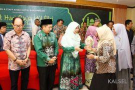Wali Kota hadiri Halal Bi Halal warga Pemurus Luar