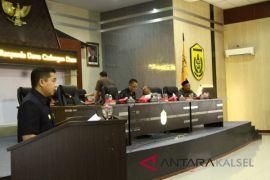 Wali Kota Sampaikan Petanggungjawaban APBD 2017