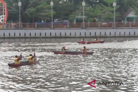 19 tim meriahkan lomba dayung gelaran Mapala Justitia ULM