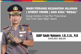 Banjar realizes children's rights