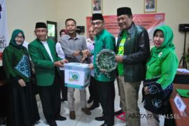 PPP Banjarbaru pertama daftarkan bacaleg ke KPU